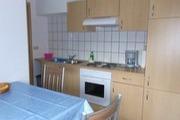 Küche in der Ferienwohnung Königstein
