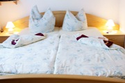 Schlafbereich im Zimmer